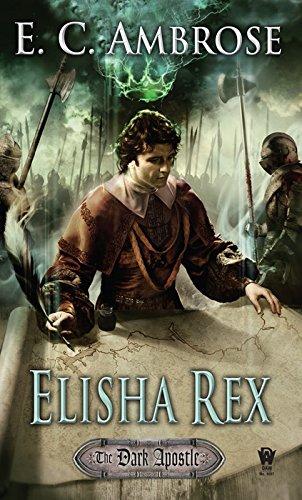 book cover of Elisha Rex