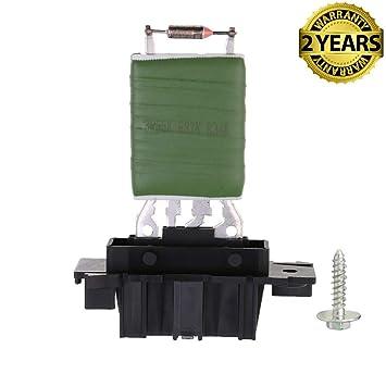 New Fiat Punto /& Grande Punto EVO 199 Models 2007 />Heater Blower fan Resistor