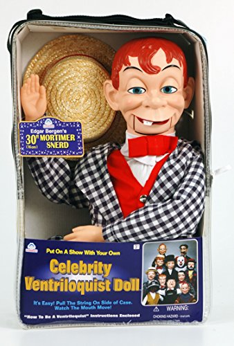 Mortimer Snerd Ventriloquist Doll