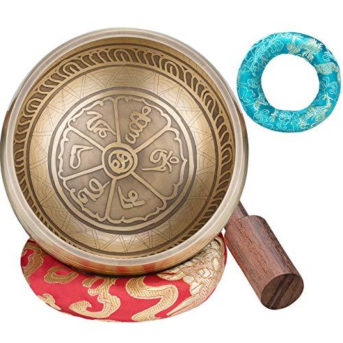 CAHAYA Singing Bowls Tibetan