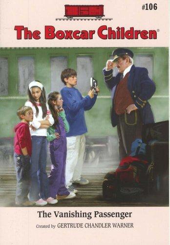 The Vanishing Passenger (Boxcar Children Mysteries) - Book #106 of the Boxcar Children