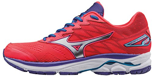 Entrainement Silver Mizuno Pink Running W 20 Chaussures Rider Wave Femme Liberty Diva Rose de 0xT0pA7w