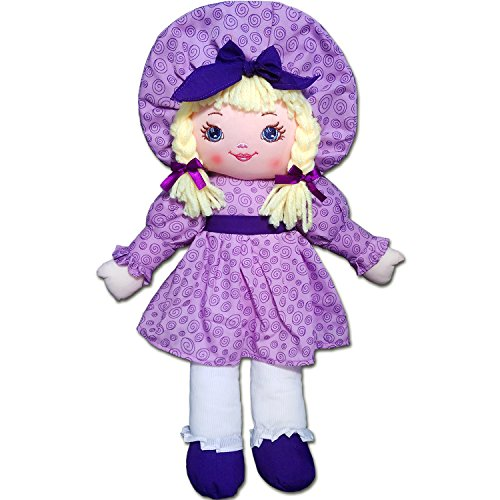 Anico Well Made Play Doll for Children Sweetie Mine, 18