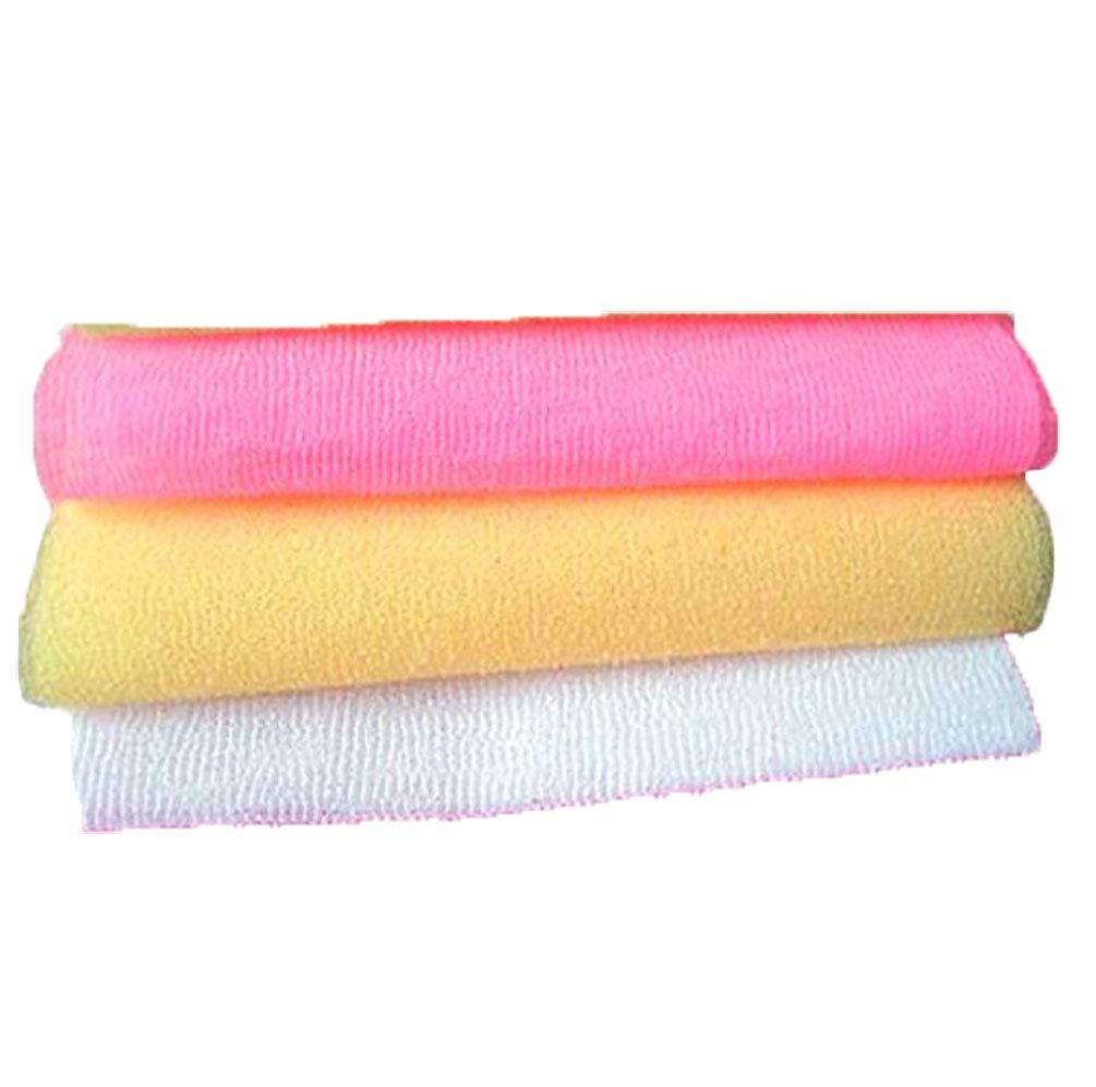Happyear Bathroom Nylon Towel,Soft Towel