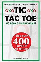 Tic-Tac-Toe (Big Book of Blank Games)