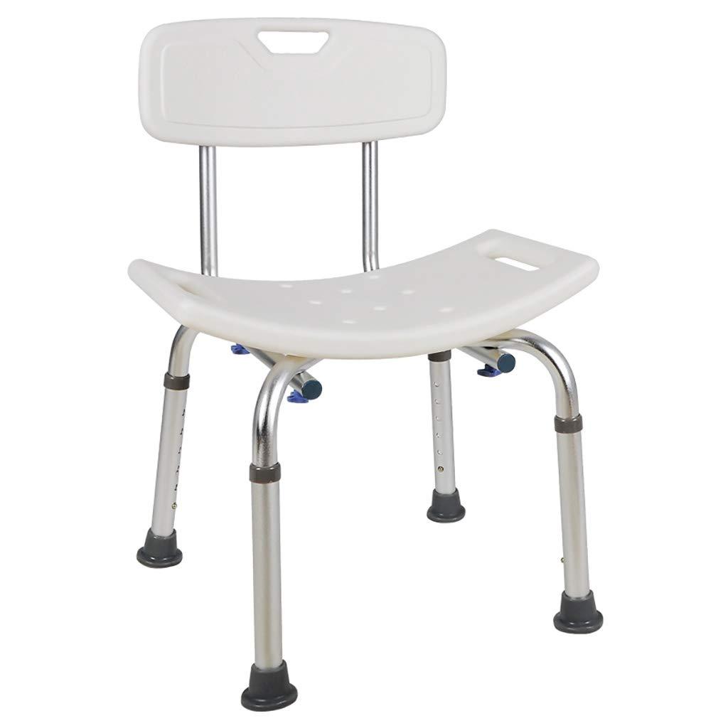 【予約受付中】 シャワーチェア 高齢者のバスルームの椅子のためのバスチェアシャワーチェア日常生活援助 B07GF4K5JD B07GF4K5JD, グラスパパ:382babb6 --- aldeiasenepol.com.br