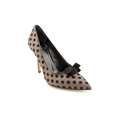 c15a270b4 Moschino Cheap and Chic CA1015AC1VCH0 Womens Textile Pumps Heels Shoes