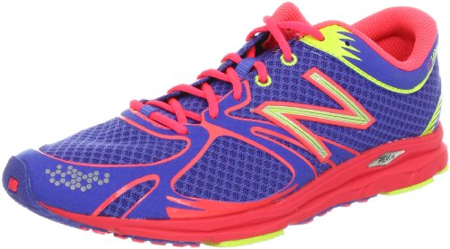 Price comparison product image New Balance Women's WR1400 Alpha Running Shoe, Blue / Pink, 5 B US