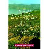 New American Bible, St. Joseph Medium Size Edition