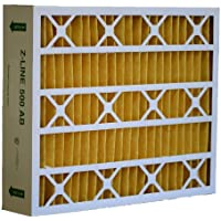 Glasfloss Industries ABP20205M112PK Z-Line Series 500 AB MERV 11 Air Cleaner Replacement Filter Option, 2-Case