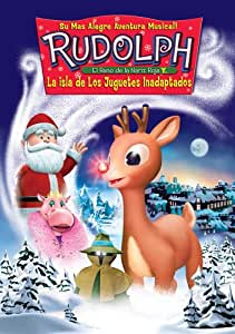 Amazon.com: Rudolph the Red-Nosed Reindeer and the Island