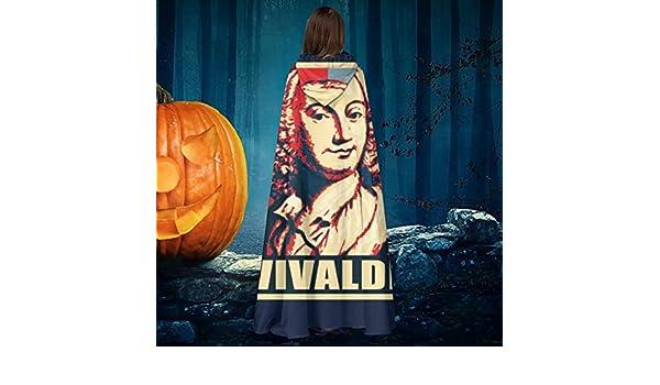 AISFGBJ Vivaldi Propaganda Pop Art - Capa de Disfraz Unisex de ...