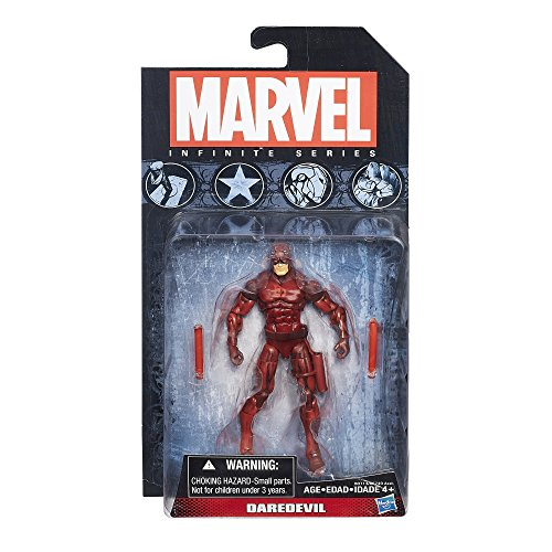 Free Comic Book Day Dubai: Marvel Infinite Series Daredevil Figure