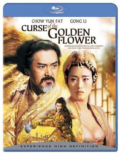 Curse of the Golden Flower [Blu-ray] by Sony Pictures Home Entertainment