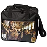KR Strikeforce The Walking Dead Single Tote The Walking Dead Single Bowling Ball Tote Bag, Black