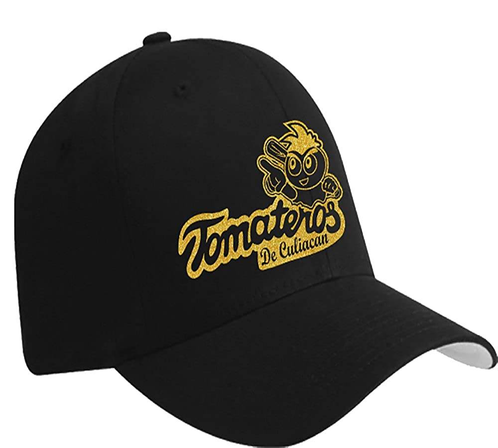 Tomateros De Culiacan Baseball Cap (Black) at Amazon Men s Clothing store  488cc2d5c99