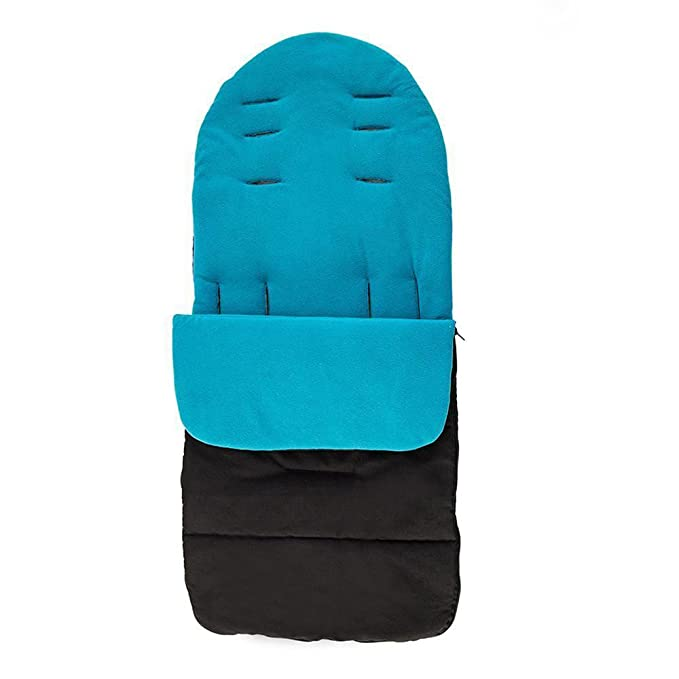 ❤ Almohadilla de algodón para el Carro de bebé, bebé niño Universal Saco de Dormir Cosy Toes Apron Liner Buggy Pram Cochecito Absolute: Amazon.es: Ropa y ...