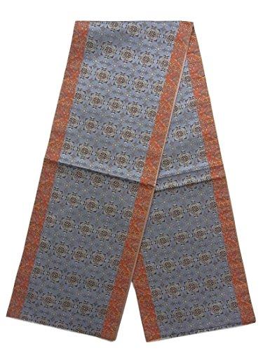 クリケット分類毎年リサイクル 京袋帯 装飾文様 正絹