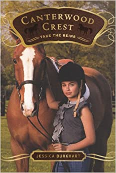 Take The Reins (Turtleback School & Library Binding Edition) (Canterwood Crest)