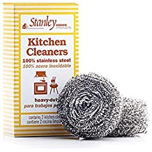 Stanley Home Products Stainless Steel Kitchen Cleaners (2 Cleaners Included)