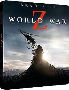 World War Z (Limited Edition) (SteelBook) [Blu-ray 3D]