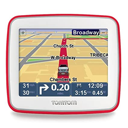 Amazon.com: TomTom Ease 3.5-inch Portable GPS Navigator ...