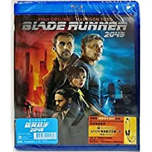 Blade Runner 2049 (Region A Blu-Ray) (Hong Kong Version / Chinese subtitled) 銀翼殺手2049