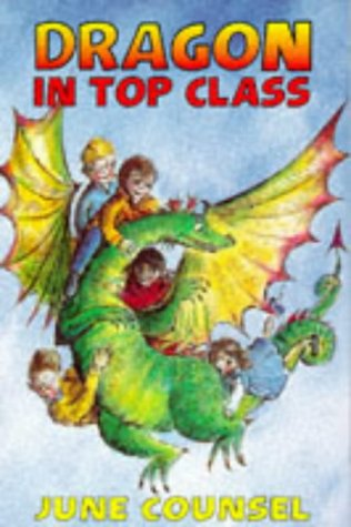 book cover of A Dragon in Top Class