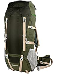 WATERFLY Large 30L 50L 60L Lightweight Water Resistant Travel Backpack/foldable & Packable Hiking Daypack