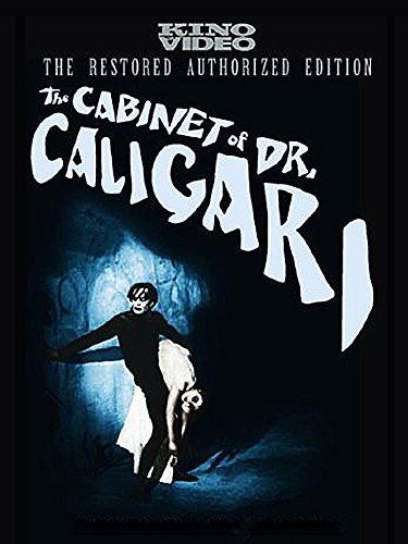 Cabinet Lift Video (Cabinet Of Dr. Caligari (1919) (Silent))