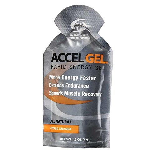 Pacific Health Accel Gel - Variety Pack - (24pcs - 4 each Flavor)