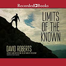 Limits of the Known Audiobook by David Roberts Narrated by David Chandler