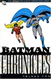 img - for Batman: Chronicles: v. 2 (Batman) book / textbook / text book