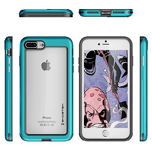 Ghostek–Carcasa de Protección para Apple Iphone 7/8Plus azul