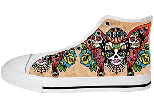 Scarpe Da Donna Alte Scarpe Top Dayddead Shoes03