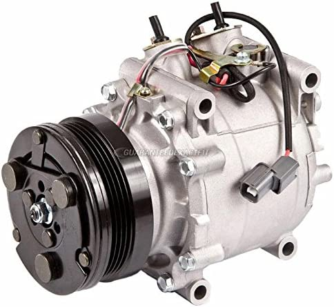 AC Compressor /& A//C Clutch For Acura RSX /& Honda Civic