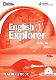 English Explorer Level 1 - Teacher Book with Audio CDs