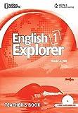 English Explorer Level 1 - Teacher Book with Audio CDs