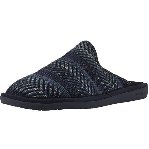 Zapatillas de Estar por casa de Hombre, Color Azul, Marca NORDIKAS, Modelo Zapatillas De Estar por Casa De Hombre NORDIKAS 236 Azul: Amazon.es: Zapatos y ...