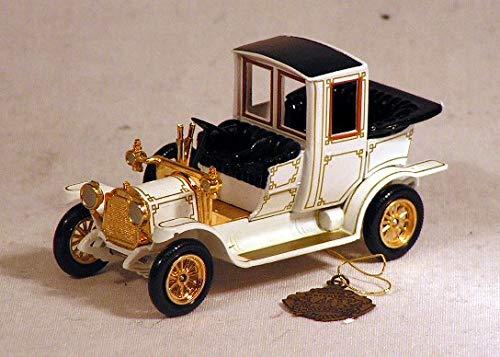 Matchbox 1912 Packard Landaulet White Models of Yesteryear 3.5