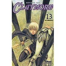 CLAYMORE T13 : LES QUALIFIÉES