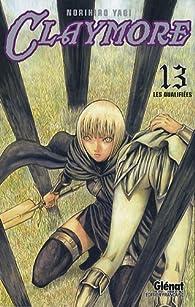 Claymore, tome 13 : Les qualifiées par Norihiro Yagi