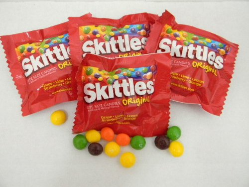 Skittles Fun Size 5LB Bag -