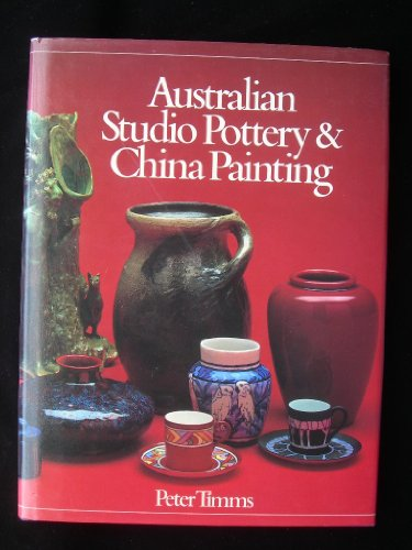 Australian Studio Pottery and China Painting: A History and Dictionary - 51PXWVuidjL - Australian Studio Pottery and China Painting: A History and Dictionary