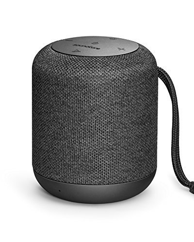 Soundcore Motion Q Portable Bluetooth Speaker by Anker, 16W Speaker with 360° Sound, BassUp Technology, and IPX7 Waterproof for Outdoor...