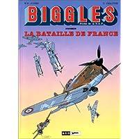 Biggles. 8, La bataille de France
