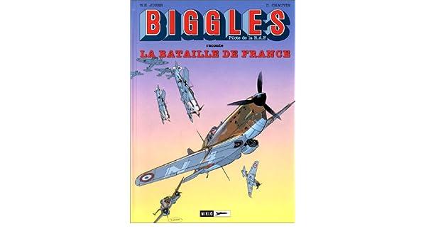 biggles 8 la bataille de france