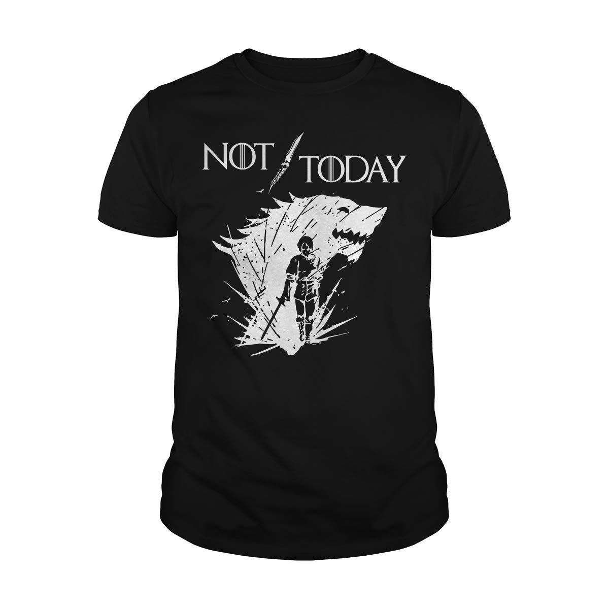Not Today Arya Stark T Shirt 1121