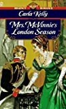 Mrs. McVinnie's London Season, Carla Sue Kelly, 0451165772