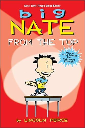 Big Nate: From the Top (Big Nate Comic Compilations): Amazon.de ... | {Französische küche comic 94}